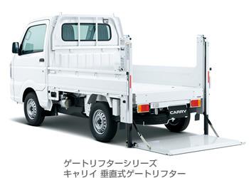 軽トラック パワーゲート