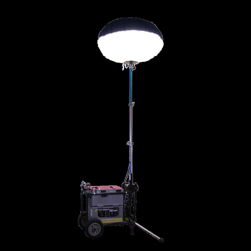 LEDバッテリーバルーンライト