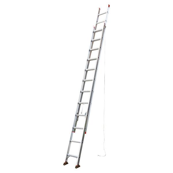 スライド式2連梯子